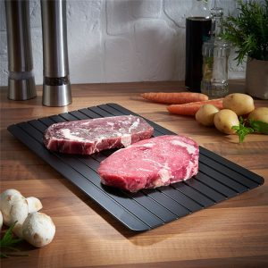 Fast Defrosting With Magic Defrost Tray