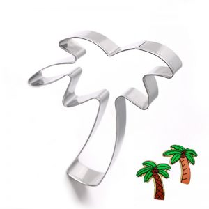 Coconut Tree Cookie & Cupcake Molds