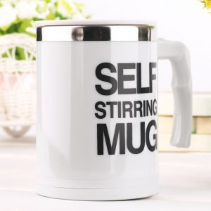 Self Stirring Mug Automatic Coffee Milk Mixer