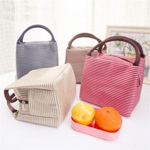 Trendy Insulated Lunch Bags