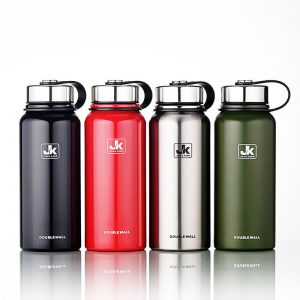 Thermos Bottle Sleek & Simple Design