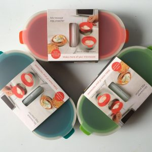 Egg Poacher For Microwave & Oven