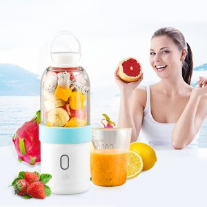 Portable Travel & Workout Juicer 500ml USB Rechargeable