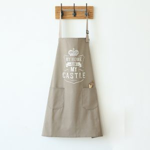 Cooking Apron With Typography Design