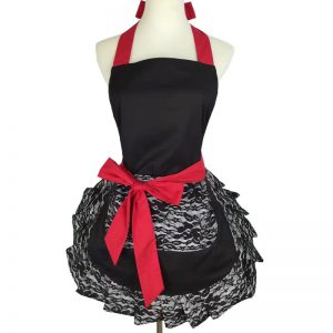 Fashionista's Cooking Apron