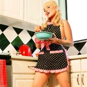 Get This Vintage Look Cooking Apron