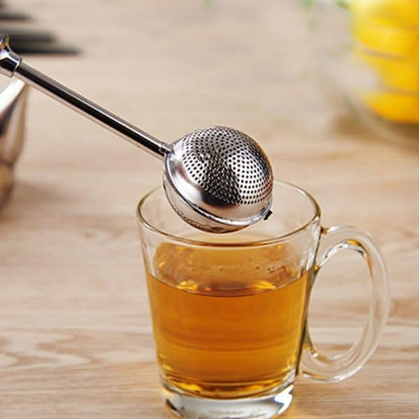 Stainless Steel Tea Spoon & Infuser