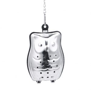 Owl Shape Tea Strainer & Infuser