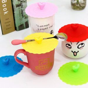 Silicone Cup Seal Cover 6Pcs
