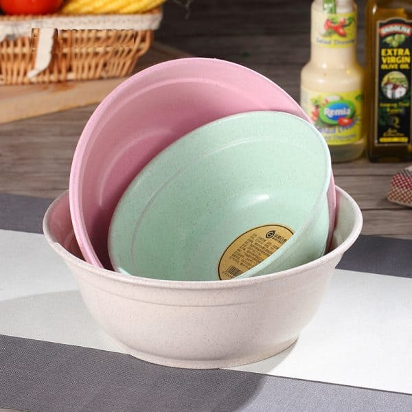 Kitchen Mixing Bowl Set 3Pcs