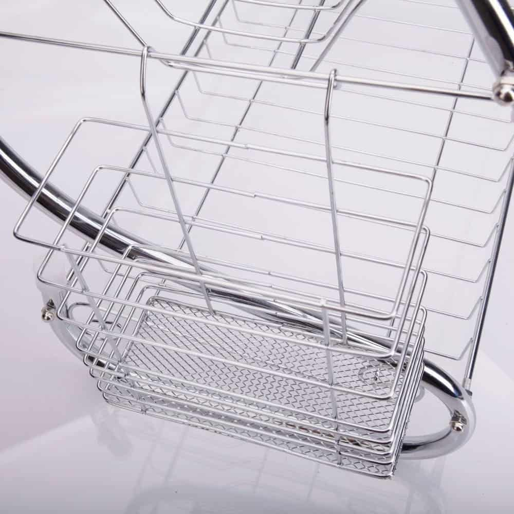 Stainless Steel Dual layer Dish Rack