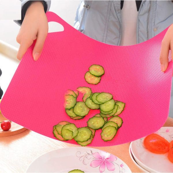 Plastic Kitchen Chopping Board