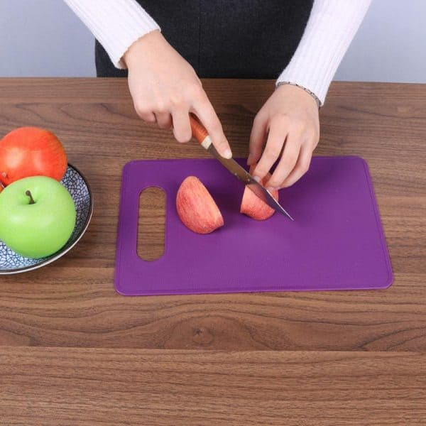 Flexible Non-slip Anti-Bacterial Cutting Board