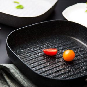 Non-sticky Steak Frying Pan – Kitchen Cooking tools