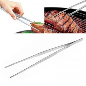Stainless Steel Long BBQ Tong