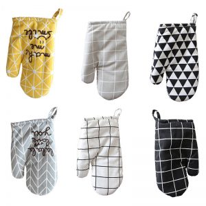 Baking Mitts For Oven & Microwave