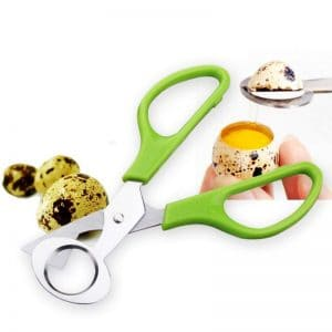 Stainless Steel Egg Shell Opener