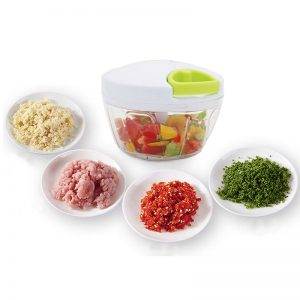 Mini Vegetable Fruit Manual Chopper & Mincer