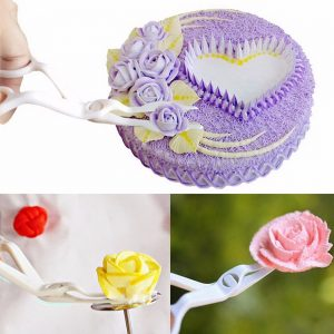 Cake Decorating Set  With Stand and Icing Nozzle