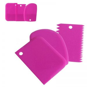 3Pcs Cake Decorating Tools