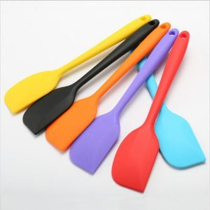 Multi Color Mixing Spatula for Cake Batter