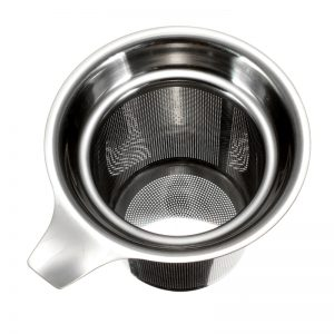 Stainless Steel Mesh Tea Strainer & Infuser