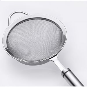 Stainless Steel Fine Mesh Food Strainer