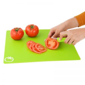 4PCS Non-slip Flexible Cutting Board