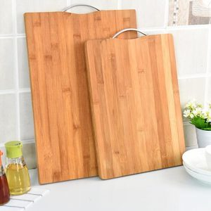 Antibacterial Bamboo Chopping Board