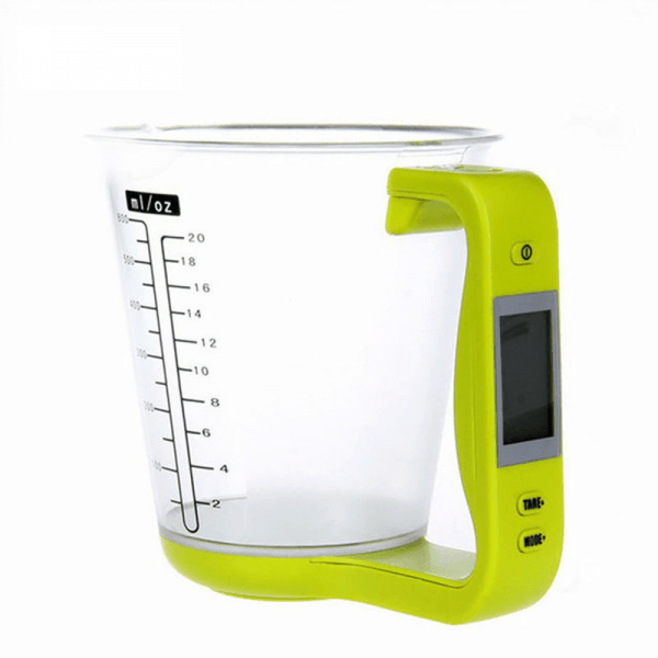 Digital Measuring Cup With LCD Display