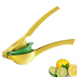 High Quality Aluminum Double Bowl Lemon Squeezer