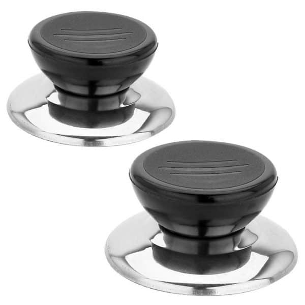 2 Pcs Lid Covers for Pot and Pans