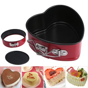 Stainless Steel Cake Mold For Baking