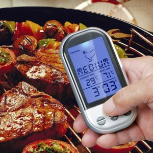 Oven & Grill Wireless Digital Cooking Thermometer