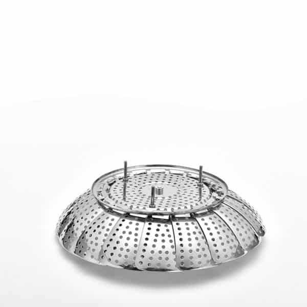 Stainless Steaming Folding Basket