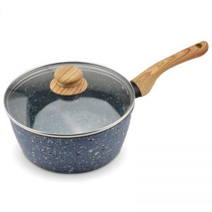 Granite Coating Non-stick Pot & Frying Pan
