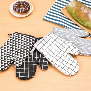 High Quality Oven Cooking Mitts