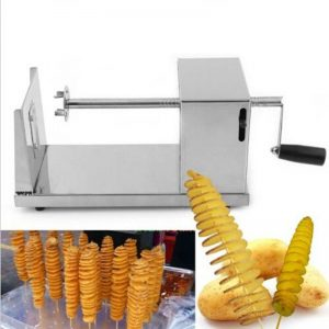 Potato Peeler & Potato Chips Maker