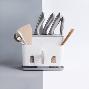 Multi-function Kitchen Knife & Utensil Holder