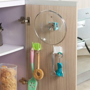 Adhesive Kitchen Storage Rack