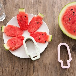 Watermelon Popsicle Mold Cutter
