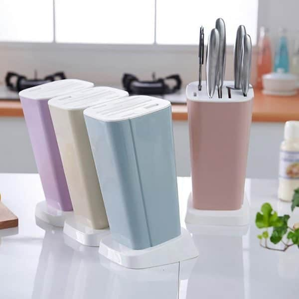 Multifunctional Kitchen Knife Stand Holder