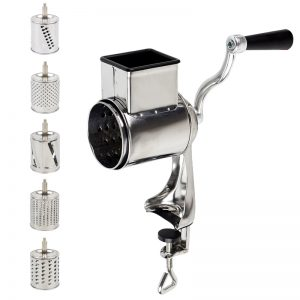 Drum Grater for Vegetable and Fruits
