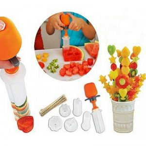 Fruit and Vegetable Shape Cutter Slicer
