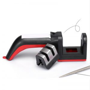 Kitchen Knife Sharpener with 2 Stages