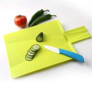 Flexible Plastic Folding Cutting Board
