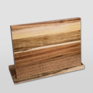 Magnetic Primium Wood Knife Holder