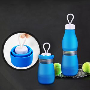 700ML Collapsible Silicone Sport Water Bottle