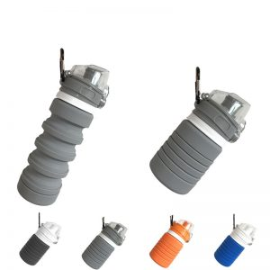 500ML Collapsible Sports Water Bottle