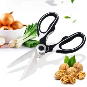 Stainless Steel Kitchen Shears for Poultry